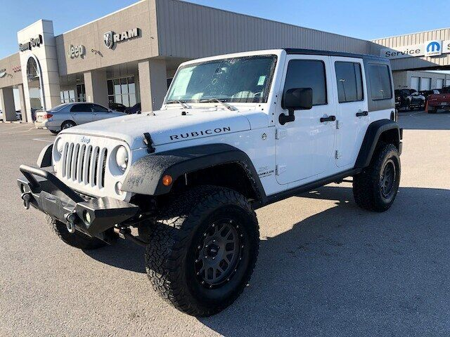 2014 Jeep Wrangler Rubicon 4x4 Off Road Ready Gonzales TX