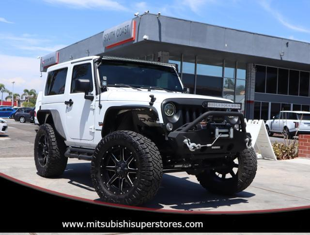 2014 Jeep Wrangler Sahara Costa Mesa CA