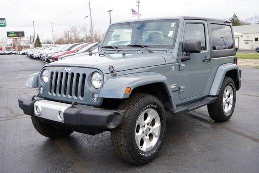 2014 Jeep Wrangler Sahara Fort Wayne Auburn and Kendallville IN