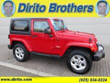 2014_Jeep_Wrangler Sahara P3336A__ Walnut Creek CA