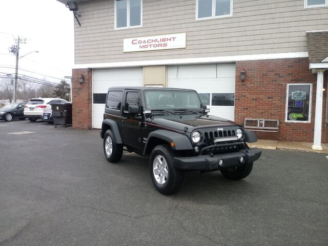 2014 Jeep Wrangler Sport East Windsor CT