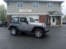 2014_Jeep_Wrangler_Sport_ East Windsor CT