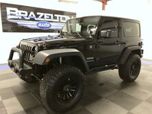 Jeep Wrangler Sport, Lift, Wheels, Tires, Bumpers, LED Lights, LOW MILES 2014