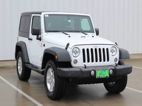 2014_Jeep_Wrangler_Sport_ Longview TX