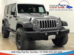 2014_Jeep_Wrangler_UNLIMITED SPORT 4WD AUTOMATIC HARD TOP CONVERTIBLE BLUETOOTH ALL_ Carrollton TX
