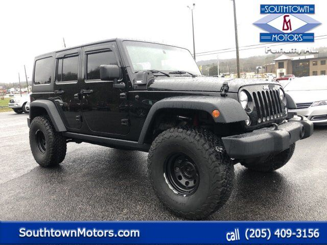 2014 Jeep Wrangler Unlimited Pelham AL