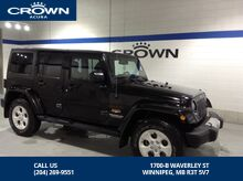 2014_Jeep_Wrangler Unlimited_4WD - *No accidents/4WD/One owner*_ Winnipeg MB