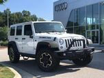2014 Jeep Wrangler Unlimited 4WD 4dr Rubicon X