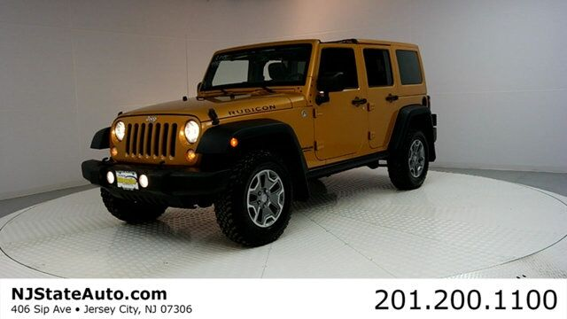 2014 Jeep Wrangler Unlimited 4WD 4dr Rubicon X Jersey City NJ