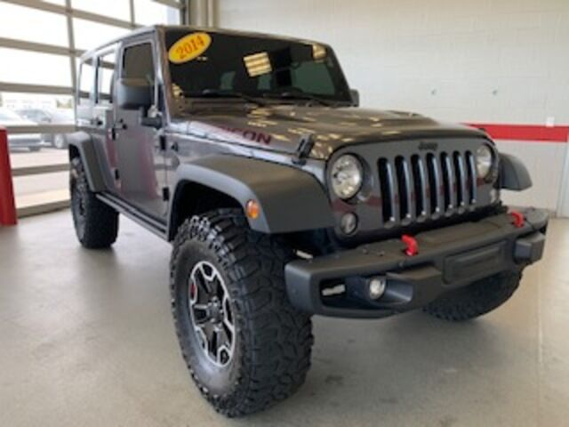 2014 Jeep Wrangler Unlimited 4WD 4dr Rubicon X Muncie IN