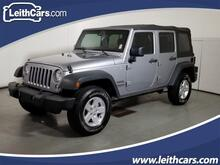 2014_Jeep_Wrangler Unlimited_4WD 4dr Sport_ Cary NC
