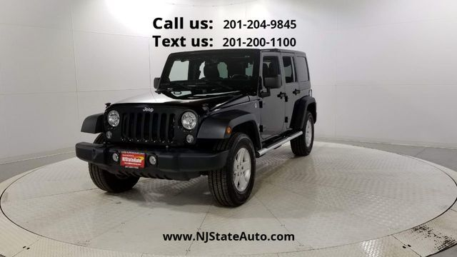 2014 Jeep Wrangler Unlimited 4WD 4dr Sport Jersey City NJ