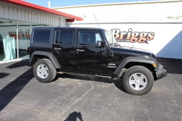 2014 Jeep Wrangler Unlimited 4WD 4dr Sport Fort Scott KS