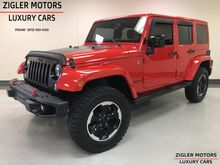 2014_Jeep_Wrangler Unlimited_Altitude Navigation NEW BFG KO2 TIRES Rubicon Bumper_ Addison TX