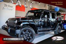 2014 Jeep Wrangler Unlimited Altitude Quick Order Pkg, Hard Top 1-Owner