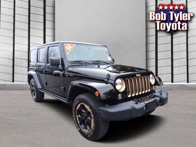 2014 Jeep Wrangler Unlimited Dragon Edition Pensacola FL