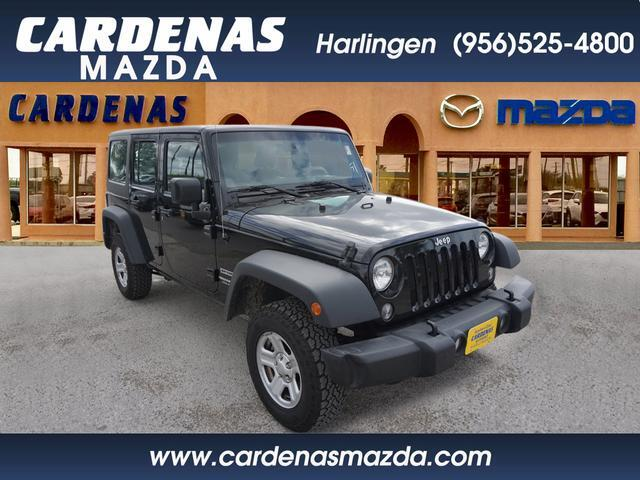 2014 Jeep Wrangler Unlimited Freedom Edition Harlingen TX