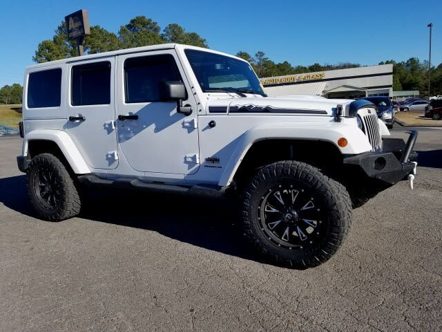 2014 Jeep Wrangler Unlimited Polar Edition Chattanooga TN