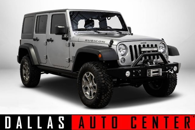 2014 Jeep Wrangler Unlimited Rubicon 4WD Carrollton TX