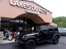 2014_Jeep_Wrangler_Unlimited Rubicon 4WD_ Colorado Springs CO