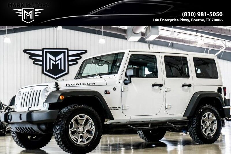 2014_Jeep_Wrangler Unlimited_Rubicon_ Boerne TX