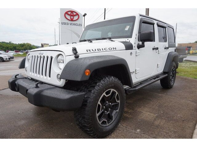 2014 Jeep Wrangler Unlimited Rubicon Columbia TN