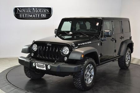 Jeep Wrangler Unlimited Rubicon 2014