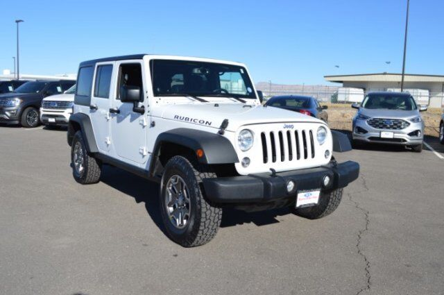 2014 Jeep Wrangler Unlimited Rubicon Grand Junction Co