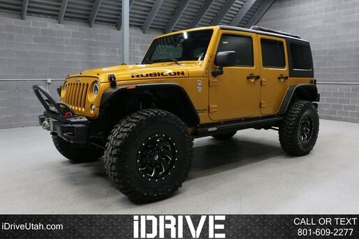 2014_Jeep_Wrangler_Unlimited Rubicon_ Orem UT