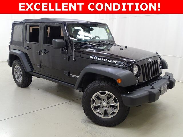 2014 Jeep Wrangler Unlimited Rubicon Raleigh NC