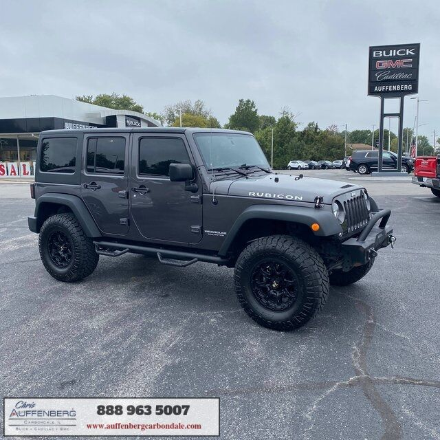 2014 Jeep Wrangler Unlimited Rubicon Carbondale IL