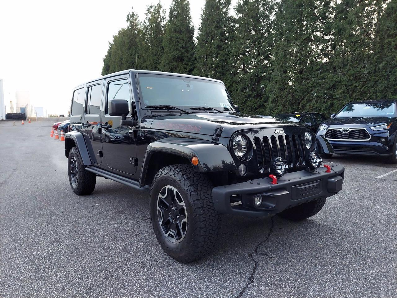 2014 Jeep Wrangler Unlimited Rubicon X Conshohocken PA