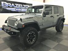 2014_Jeep_Wrangler Unlimited_Rubicon X, Leather, Nav, Lifted_ Houston TX
