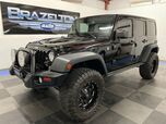 2014 Jeep Wrangler Unlimited Rubicon X, Lift, ARB Bumpers, Fuel Wheels, Winch