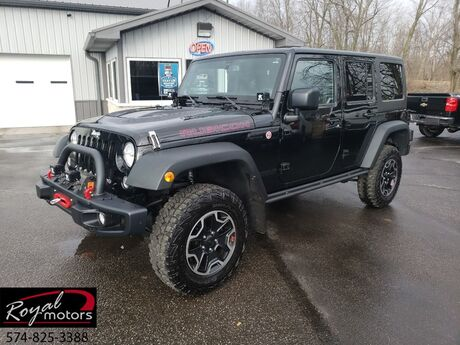 2014 Jeep Wrangler Unlimited Rubicon X Middlebury IN