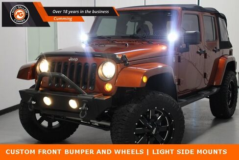 2014_Jeep_Wrangler_Unlimited Sahara_ Gainesville GA