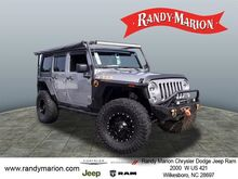 2014_Jeep_Wrangler_Unlimited Sahara_  NC
