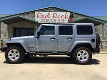 2014_Jeep_Wrangler_Unlimited Sahara 4WD_ Royse City TX