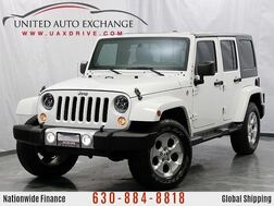 2014_Jeep_Wrangler Unlimited_Sahara 4wd with Navigation_ Addison IL