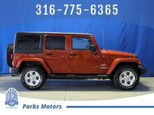 2014_Jeep_Wrangler_Unlimited Sahara_ Wichita KS