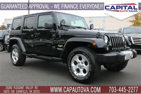 2014_Jeep_Wrangler_Unlimited Sahara_ Chantilly VA