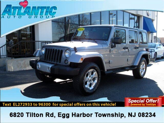 2014 Jeep Wrangler Unlimited Sahara Egg Harbor Township NJ