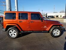 2014_Jeep_Wrangler Unlimited_Sahara_ Fort Wayne Auburn and Kendallville IN