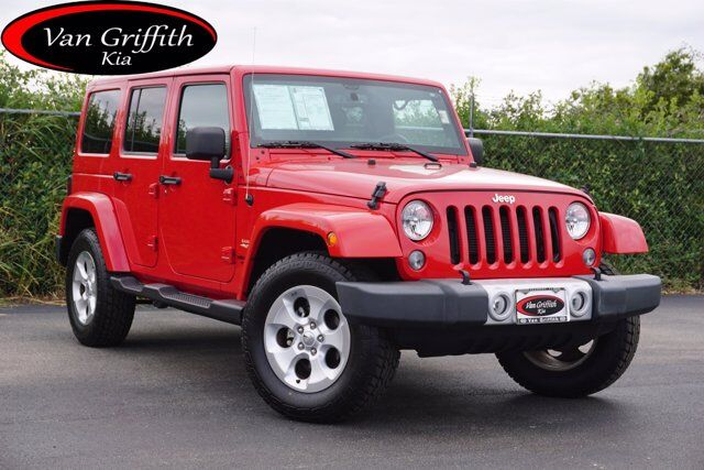 2014 Jeep Wrangler Unlimited Sahara Granbury TX