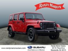 2014_Jeep_Wrangler_Unlimited Sahara_ Hickory NC
