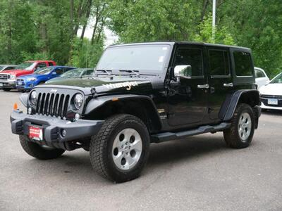 2014_Jeep_Wrangler Unlimited_Sahara_ Inver Grove Heights MN