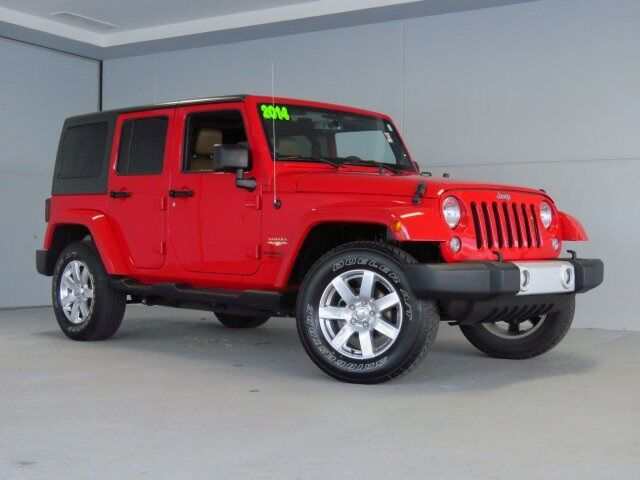 2014 Jeep Wrangler Unlimited Sahara Merriam KS