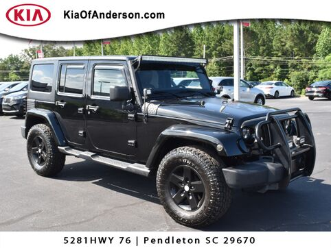 2014_Jeep_Wrangler Unlimited_Sahara_ Greenville SC
