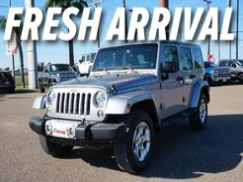 2014_Jeep_Wrangler Unlimited_Sahara_ Rio Grande City TX