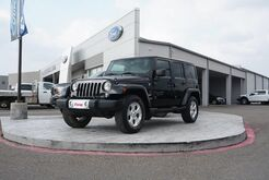 2014_Jeep_Wrangler Unlimited_Sahara_ Rio Grande City TX